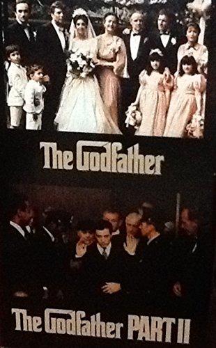 9786301661904: Godfather/Godfather II Gift Set [VHS]