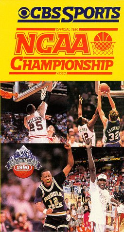 9786301681261: Official 1990 NCAA Final Four Championship: UNLV's Road to the National Championship [VHS]