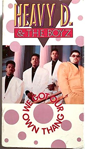 9786301702485: We Got Our Own Thang [VHS]