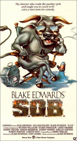 9786301706810: S.O.B. [VHS]