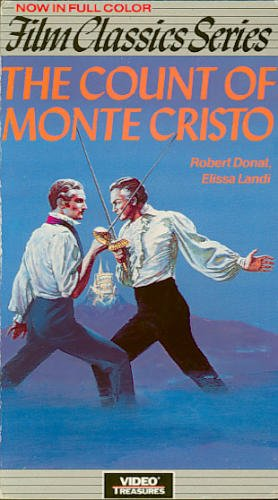 9786301708753: Count of Monte Cristo [VHS]