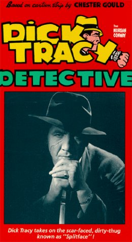 9786301734783: Dick Tracy Detective [VHS]