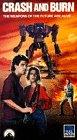 9786301758352: Crash & Burn [VHS]