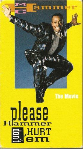 9786301758406: Please Hammer: Don't Hurt 'Em [VHS]