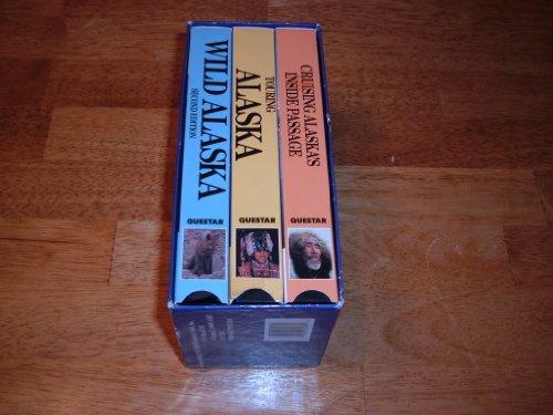 9786301762199: The Alaska Experience [Cruising Alaska Inside Passage, Wild Alaska 2nd ed, Touring Alaska] (3 Video Set)] [VHS]