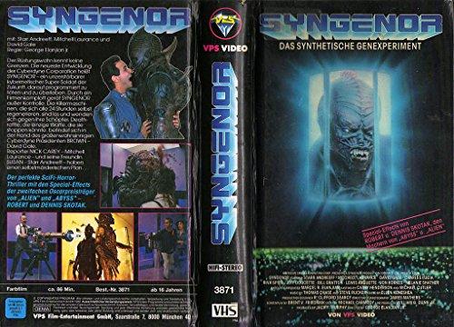 9786301782746: Syngenor [VHS]
