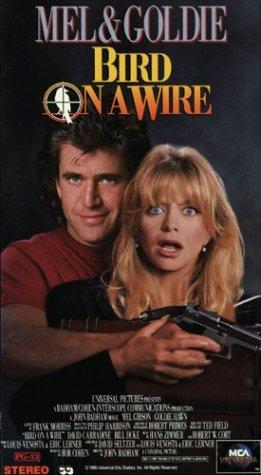 9786301795128: Bird on a Wire [VHS]