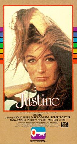 9786301798037: Justine [VHS]