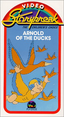 9786301800952: Arnold of the Ducks [VHS]
