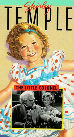 9786301802635: The Little Colonel [VHS]