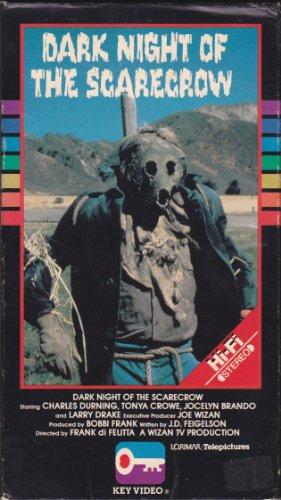 9786301802789: Dark Night of Scarecrow [VHS]