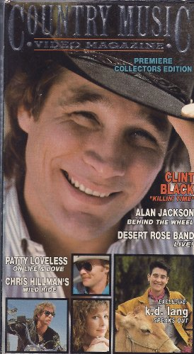 9786301805766: Country Music Video Magazine, Vol. 1 [VHS]