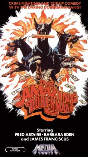 9786301864206: Amazing Dobermans [VHS]