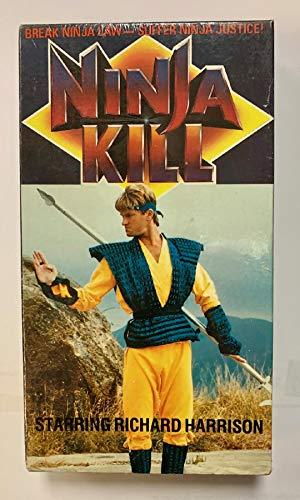9786301865944: Ninja Kill [VHS]