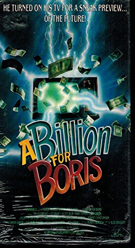 9786301867818: Billion for Boris [VHS]