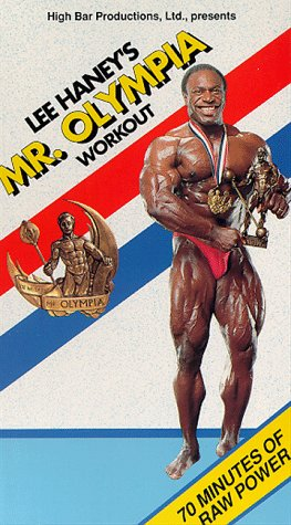 9786301887588: Mr Olympia Workout [VHS] [Import USA]
