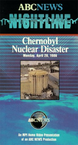 9786301900225: Nightline:Chernobyl Nuclear Disaster [VHS]