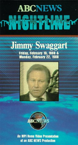 9786301900317: Nightline:Jimmy Swaggart [VHS]