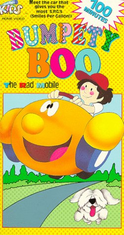9786301903806: Bumpety Boo:Rad Mobile [VHS]