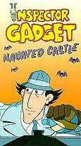 9786301903820: Inspector Gadget:Haunted Castle [VHS]