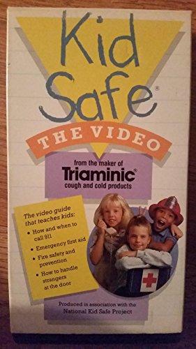 9786301907965: Kid Safe the Video Ages 6-12 & Parent [VHS]
