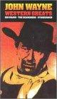 9786301910385: Wayne, John Westerns [VHS]