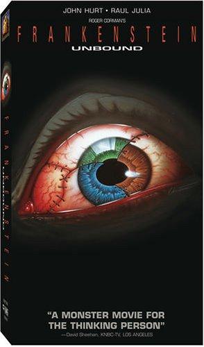 9786301919036: Frankenstein Unbound [VHS]