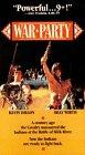 9786301928328: War Party [USA] [VHS]