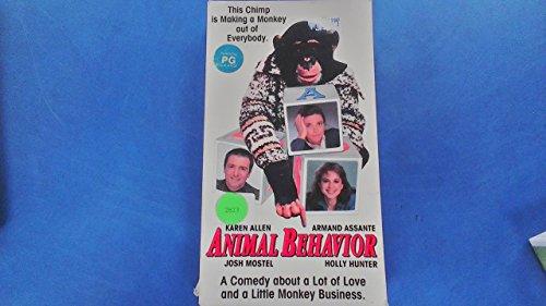 9786301929738: Animal Behavior [VHS]