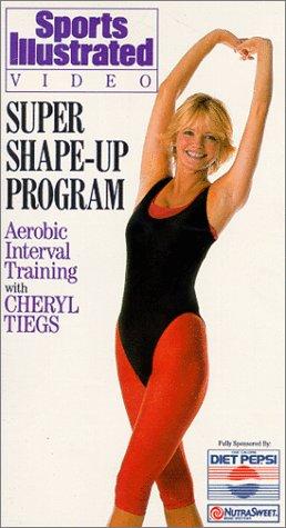 9786301930055: Sports Illustrated - Super Shape-Up Program [VHS]