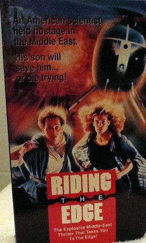 9786301932288: Riding the Edge [VHS]