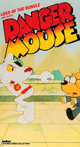 9786301932585: Lord of the Bungle and More: Danger Mouse [VHS]