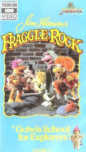 9786301933933: Fraggle Rock, Vol. 6 - Gobo's School For Explorers [VHS]