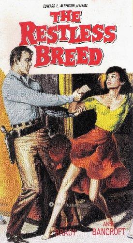 9786301952590: Restless Breed [VHS]
