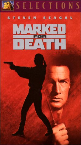 9786301963732: Marked for Death [VHS]