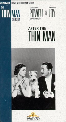 9786301964173: After the Thin Man [USA] [VHS]