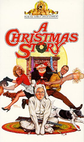 9786301966559: A Christmas Story [VHS]
