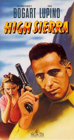 9786301968935: High Sierra [VHS]
