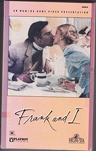 9786301969901: Frank & I [VHS]