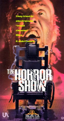 9786301970037: The Horror Show [VHS]