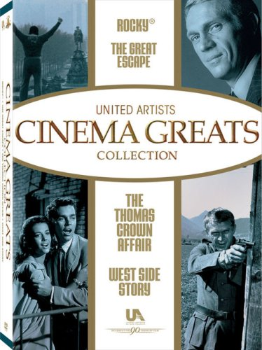 United Artist Cinema Greats Collection, Set 2