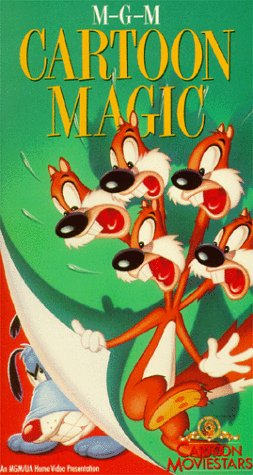 9786301972307: Mgm Cartoon Magic [VHS] [Import USA]