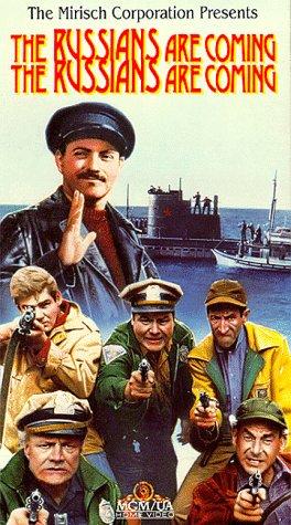9786301976893: The Russians Are Coming, The Russians Are Coming [VHS]