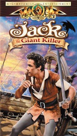 9786301978644: Jack the Giant Killer [VHS]