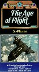 9786301979634: The Age of Flight - X-Planes [VHS]