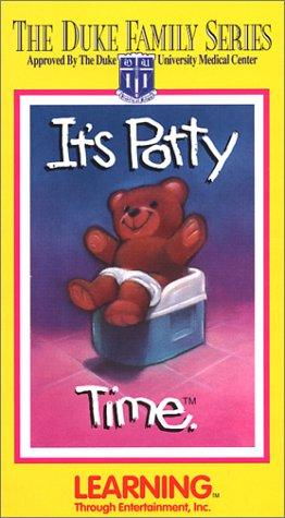 9786301982719: It's Potty Time [VHS] [Import USA]