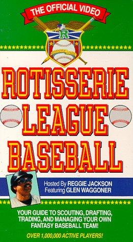9786301982801: Rotisserie League Baseball [VHS]