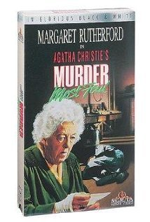 9786301986045: Murder Most Foul [VHS]