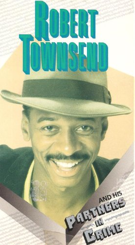 9786301987738: Robert Townsend and His Partners in Crime [VHS]