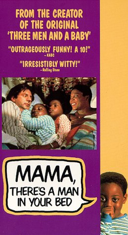 9786301987752: Mama, There's a Man in Your Bed [VHS]